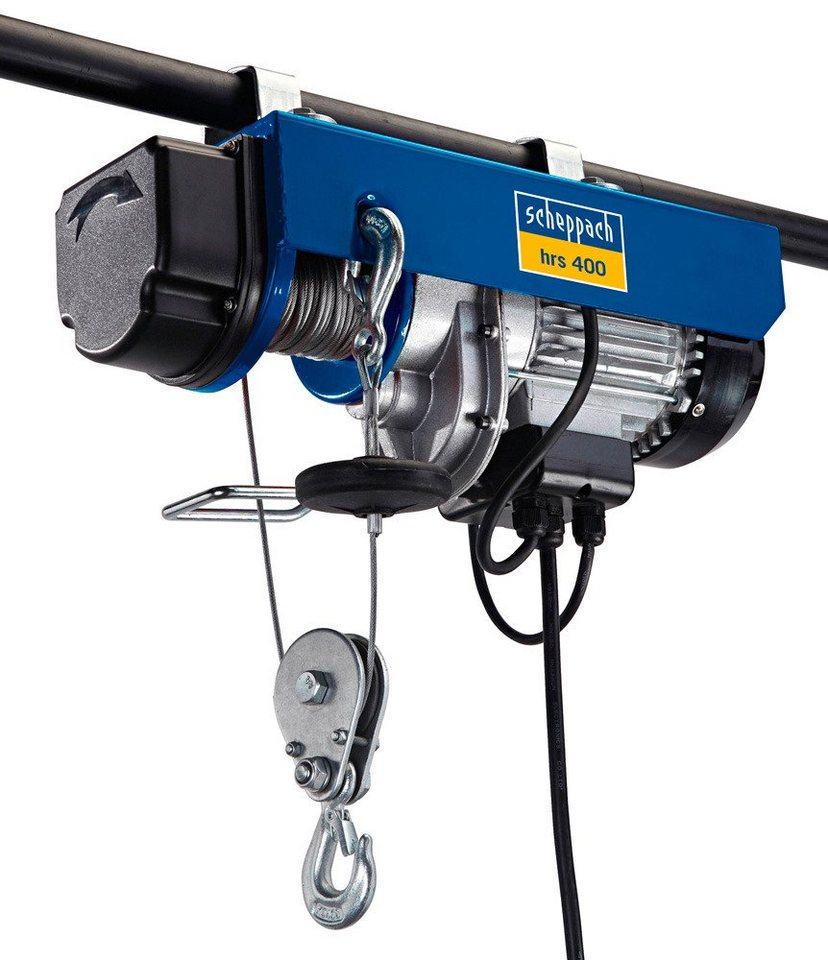 Elektrischer Seilzug »hrs 400« in blau