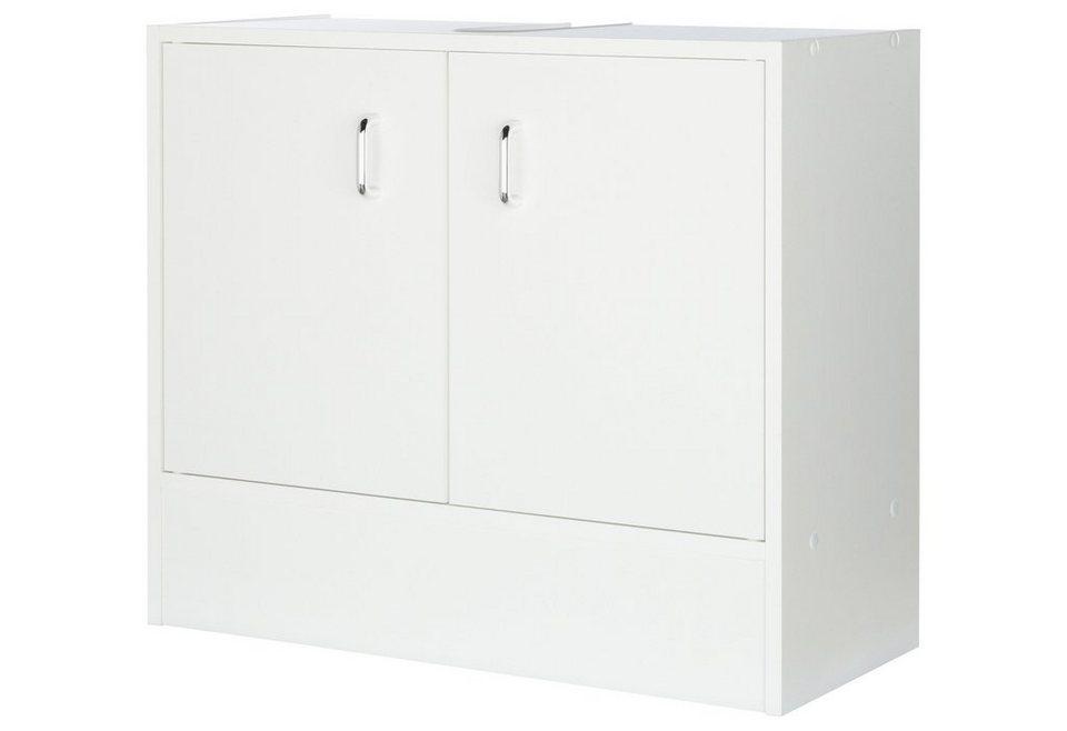 Waschbeckenunterschrank »Milano«, Breite 65 cm in weiß