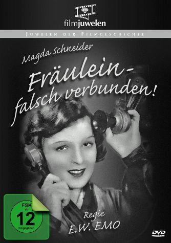 DVD »Fräulein - Falsch verbunden«