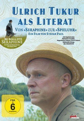 DVD »Ulrich Tukur als Literat - Von Séraphine zur...«
