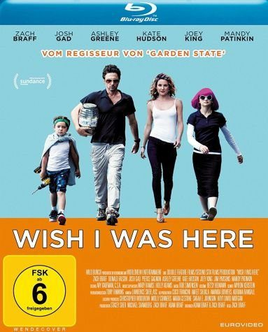 Blu-ray »Wish I Was Here«