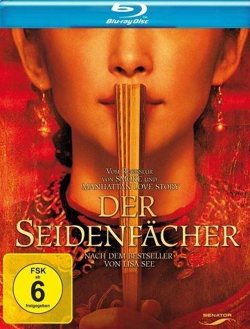 Blu-ray »Der Seidenfächer«