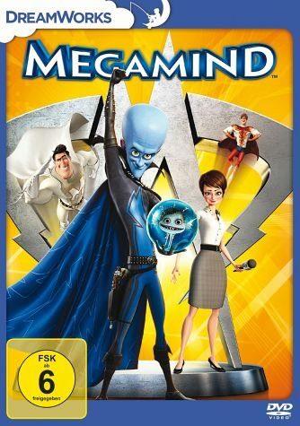 DVD »Megamind«