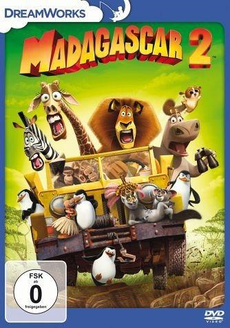 DVD »Madagascar 2«