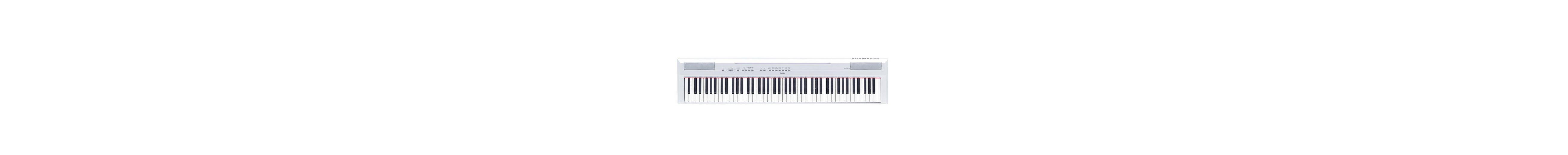 Digital-Piano, »P-115WH«, Yamaha