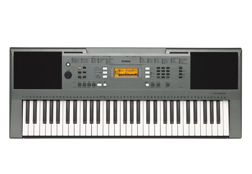 Digital-Keyboard, »PSR - E353«, Yamaha