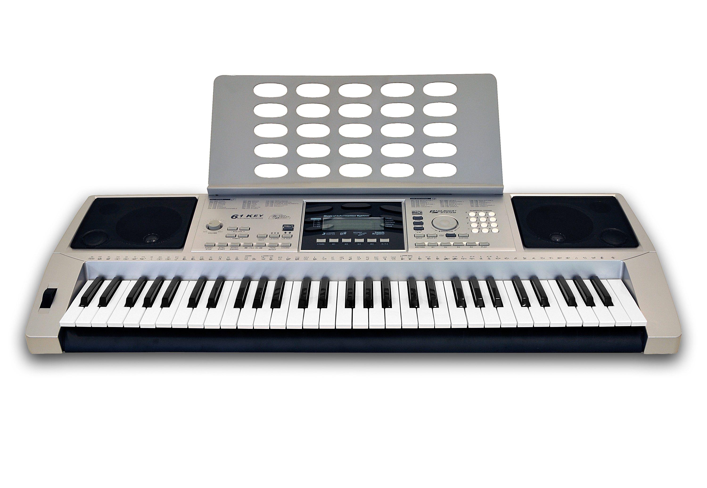 Keyboard mit 61 Tasten, »Clifton 6210 Keyboard«