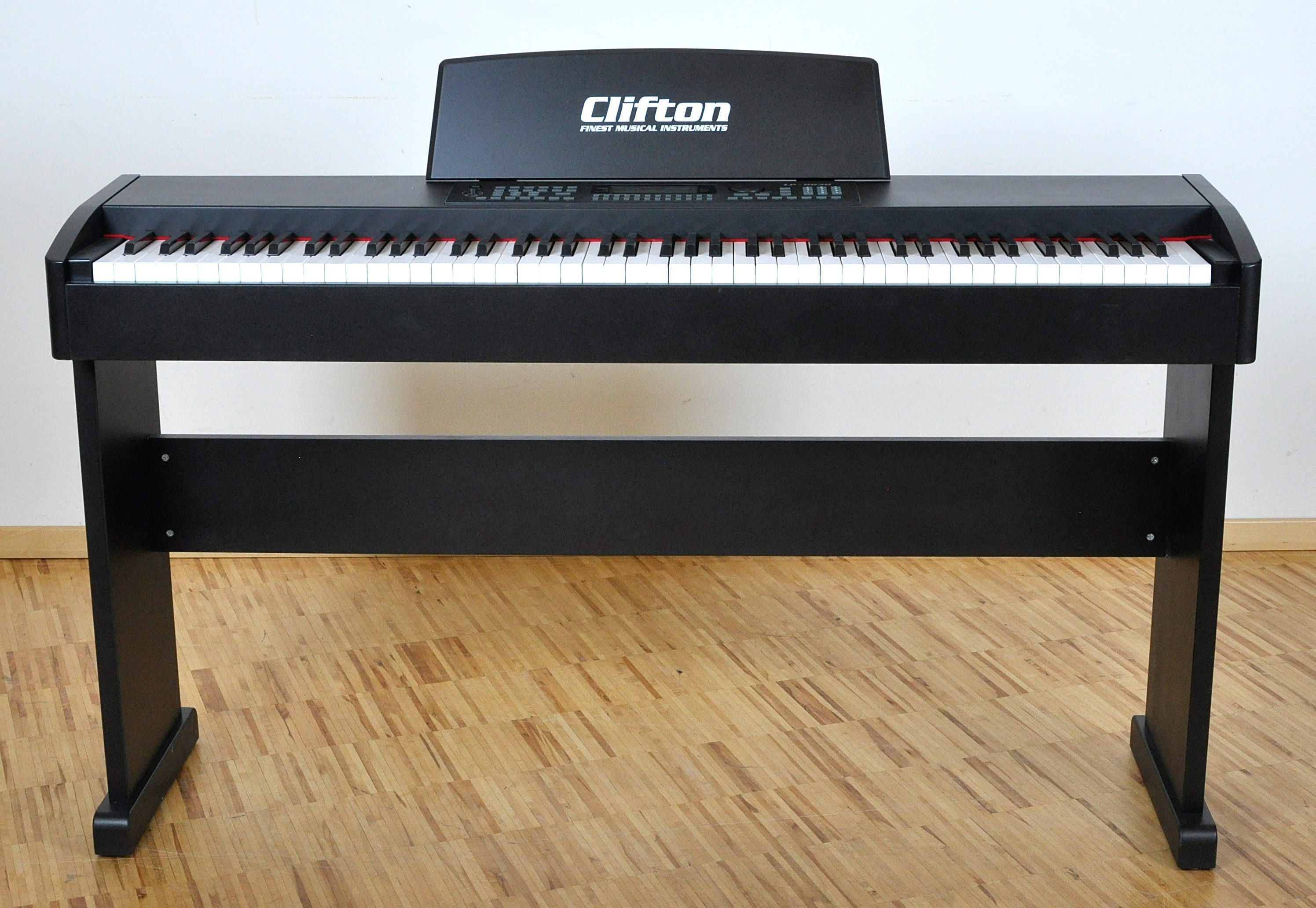 E-Piano mit 88 Tasten, »Clifton E-Piano«