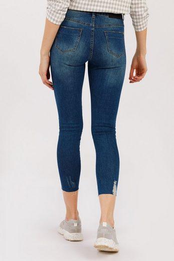 Finn Flare Bequeme Jeans aus elastischem Material-Mix