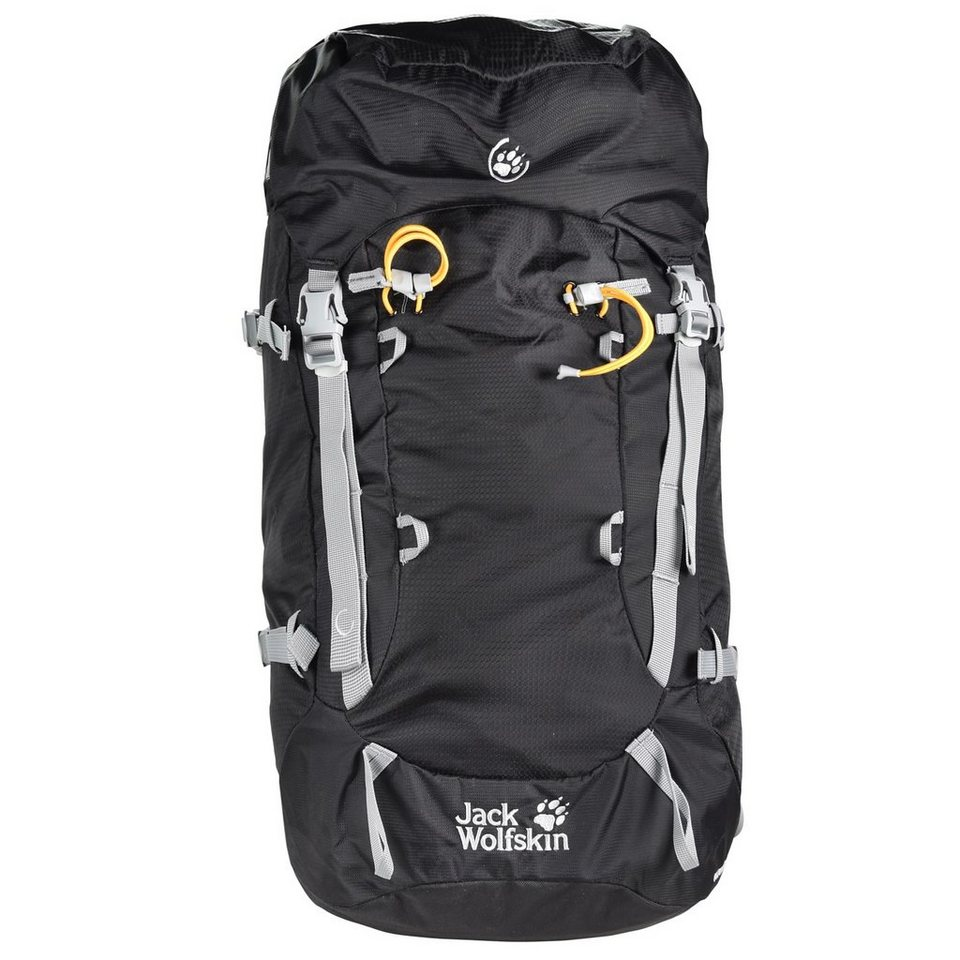 Jack Wolfskin Daypacks & Bags Mountaineer 32 Rucksack 66 cm in black