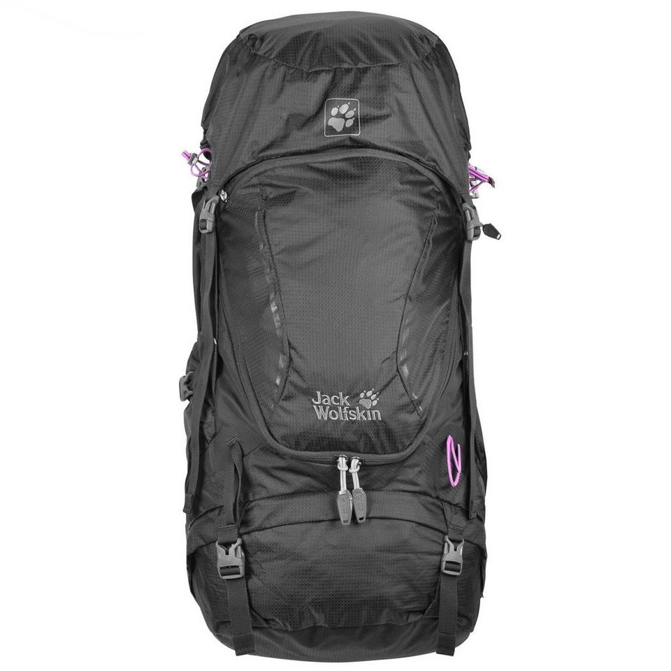 Jack Wolfskin Daypacks & Bags Highland Trail XT 45 Women Rucksack 73 cm in dark steel