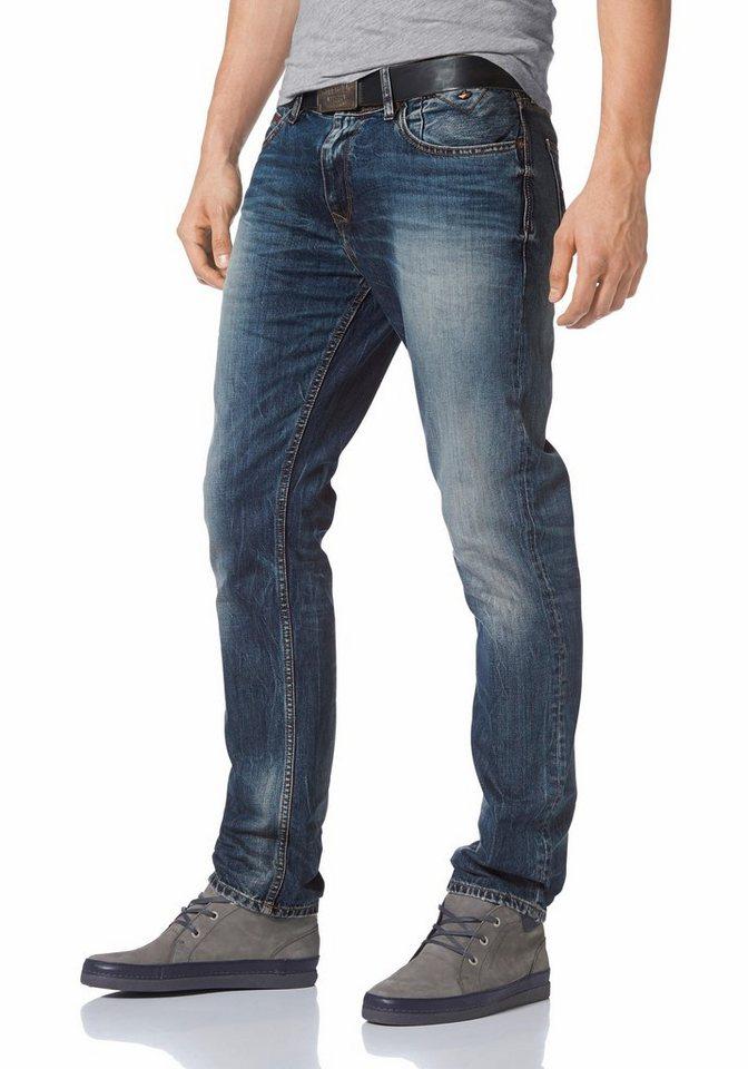 Hilfiger Denim Slim-fit-Jeans »Scanton« in penrose-blue