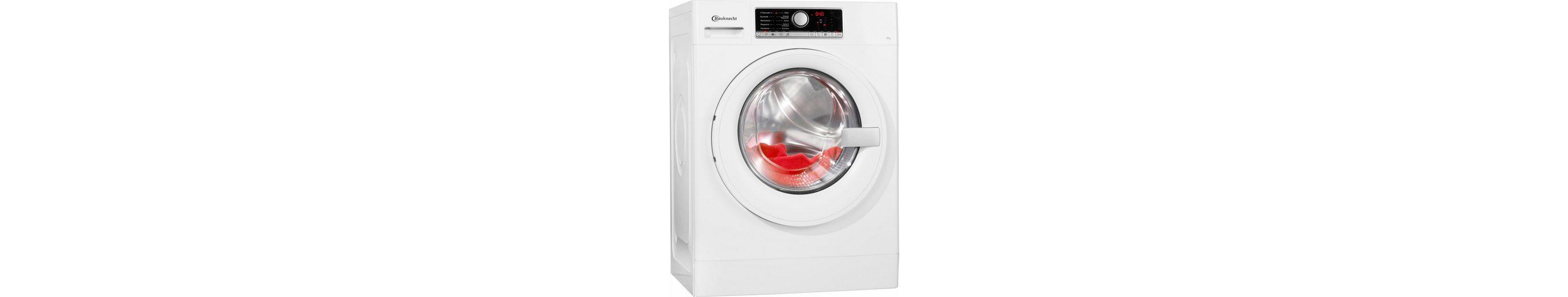BAUKNECHT Waschmaschine WA Prime 854 PM, A+++, 8 kg, 1400 U/Min