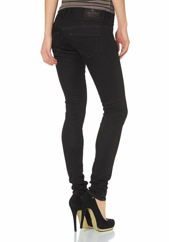 Herrlicher 5-Pocket-Jeans »Birdy« in black