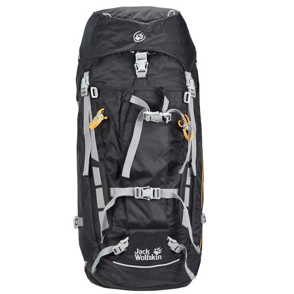 Jack Wolfskin Daypacks & Bags Mountaineer 48 Rucksack 74 cm in black