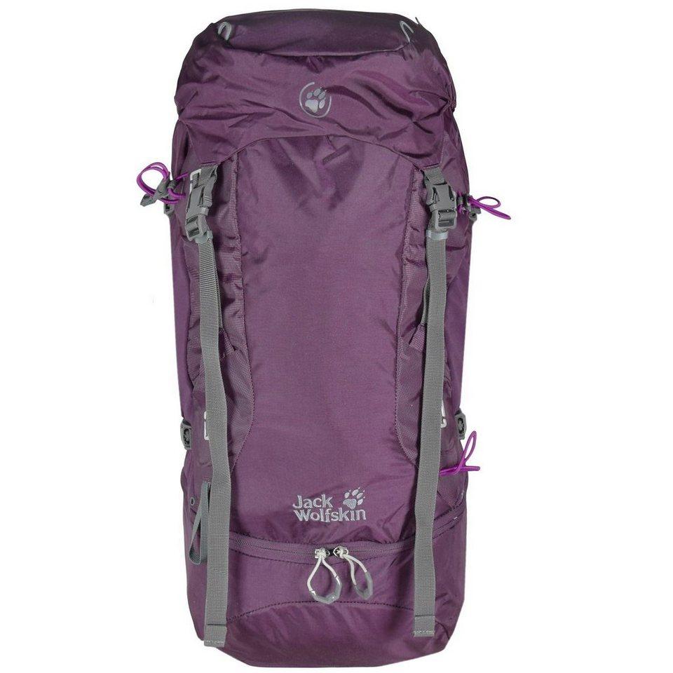 Jack Wolfskin Daypacks & Bags EDS Dynamic 38 Pack Rucksack 70 cm in grapevine