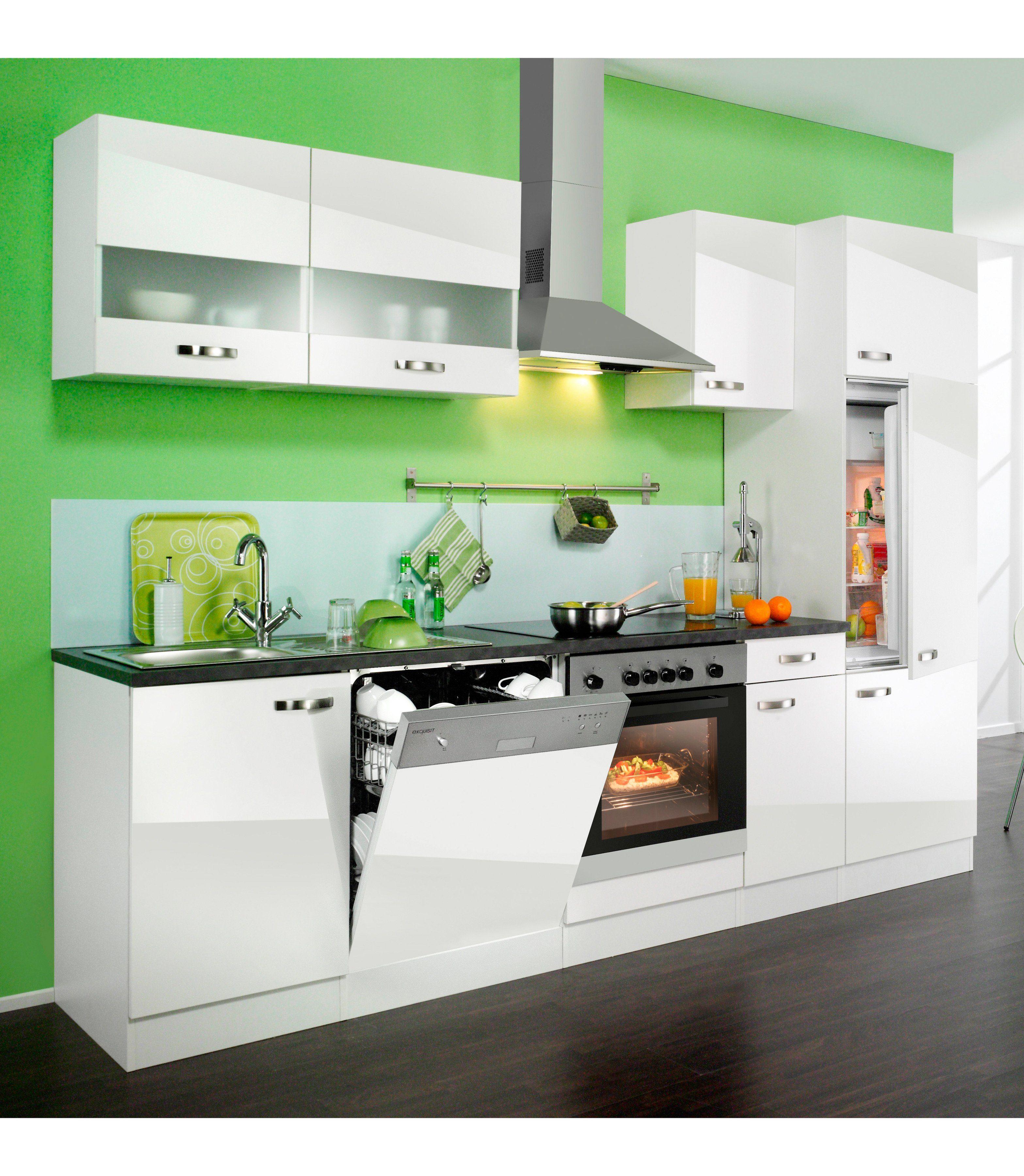 Optifit Küchenzeile »Lagos«,ohne E-Geräte, Breite 270 cm - Set 2 ...