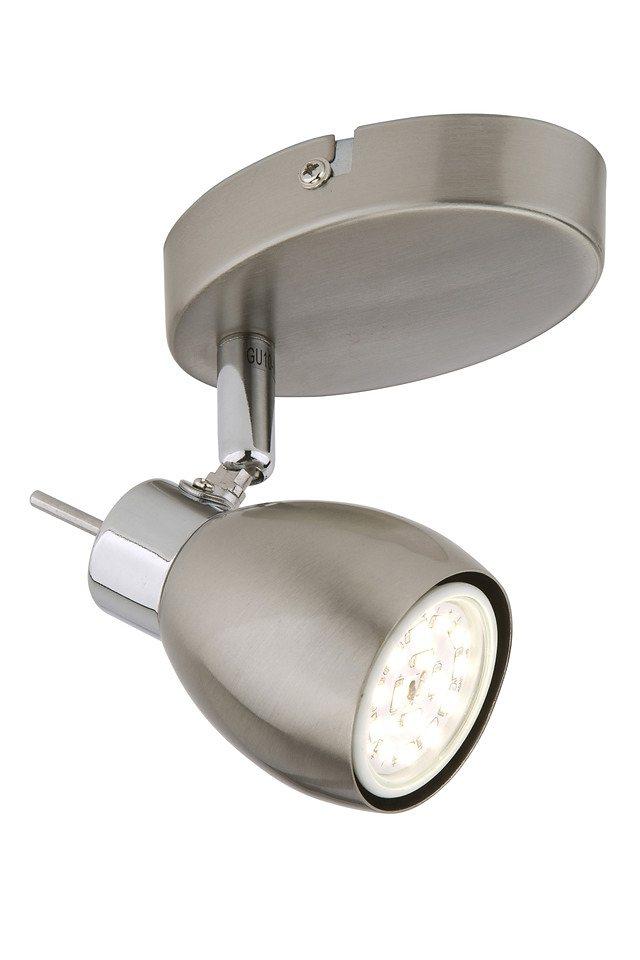 LED Deckenleuchte »Ultra«, 5W in silberfarben