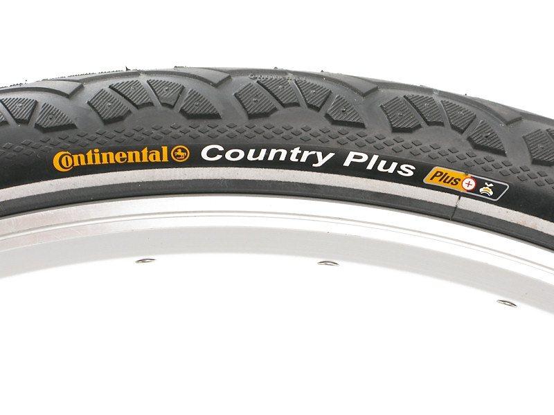 Continental Fahrradreifen »Country Plus 26 x 2,0 Zoll Draht Reflex«