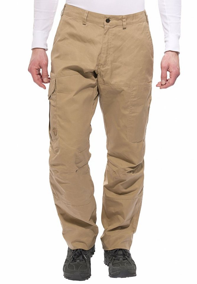 Fjällräven Outdoorhose »Karl Trousers Men« in beige