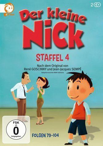 DVD »Der kleine Nick - Staffel 4 (2 Discs)«