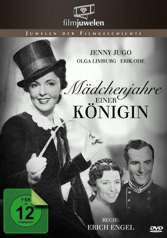 DVD »Mädchenjahre einer Königin«
