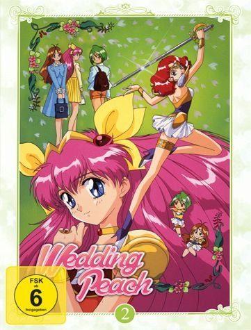 DVD »Wedding Peach - Vol. 2 (3 Discs)«
