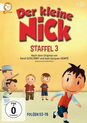 DVD »Der kleine Nick - Staffel 3 (2 Discs)«