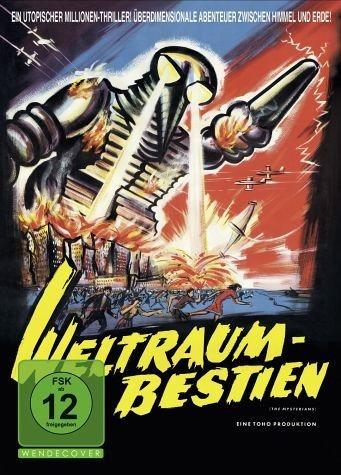 DVD »Weltraumbestien«