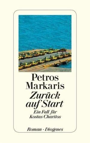 Buch mit Leinen-Einband »Zurück auf Start / Kostas Charitos Bd.10«