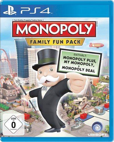 ak tronic PS4 Monopoly