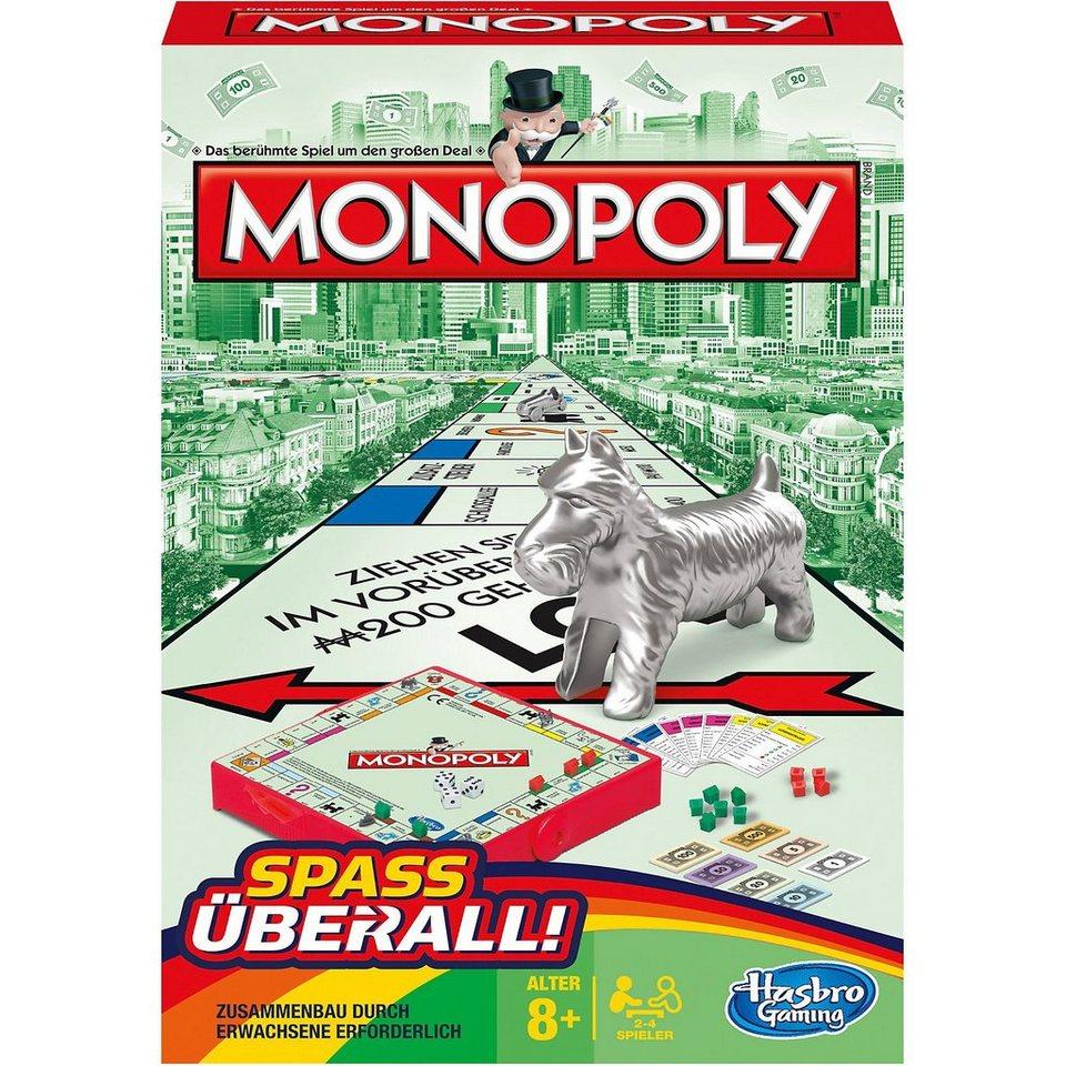 Hasbro Monopoly Kompakt online kaufen