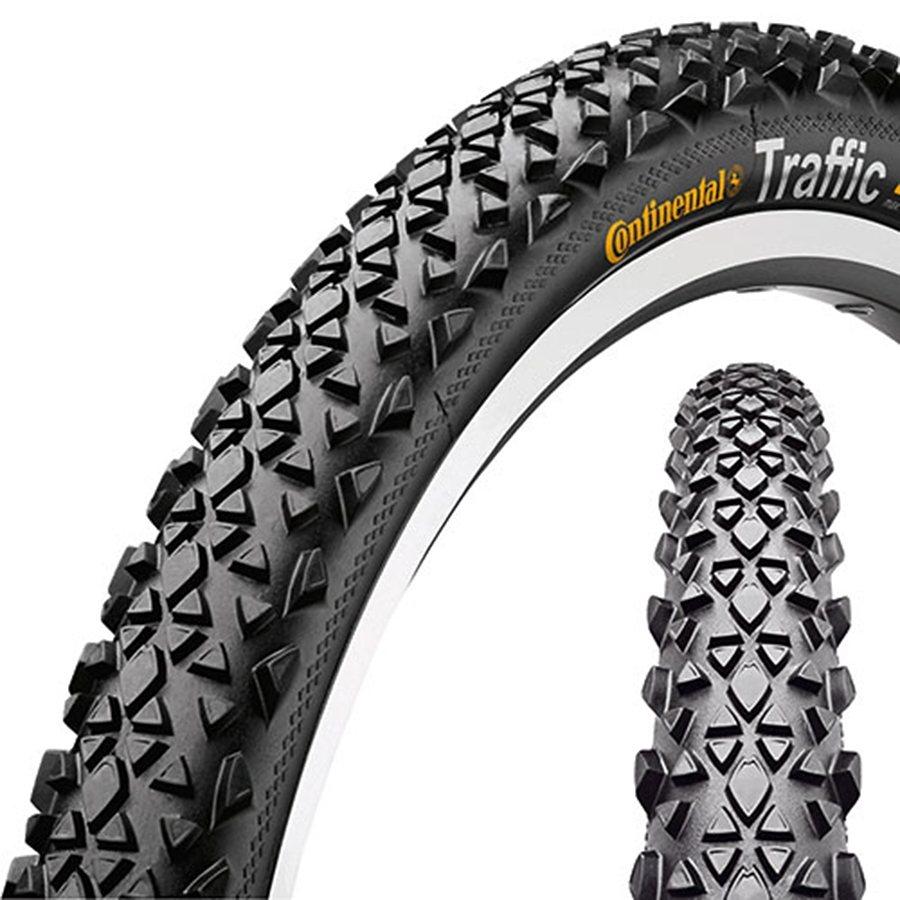 Continental Fahrradreifen »Traffic Sport 26 x 2.1 Reflex Draht«