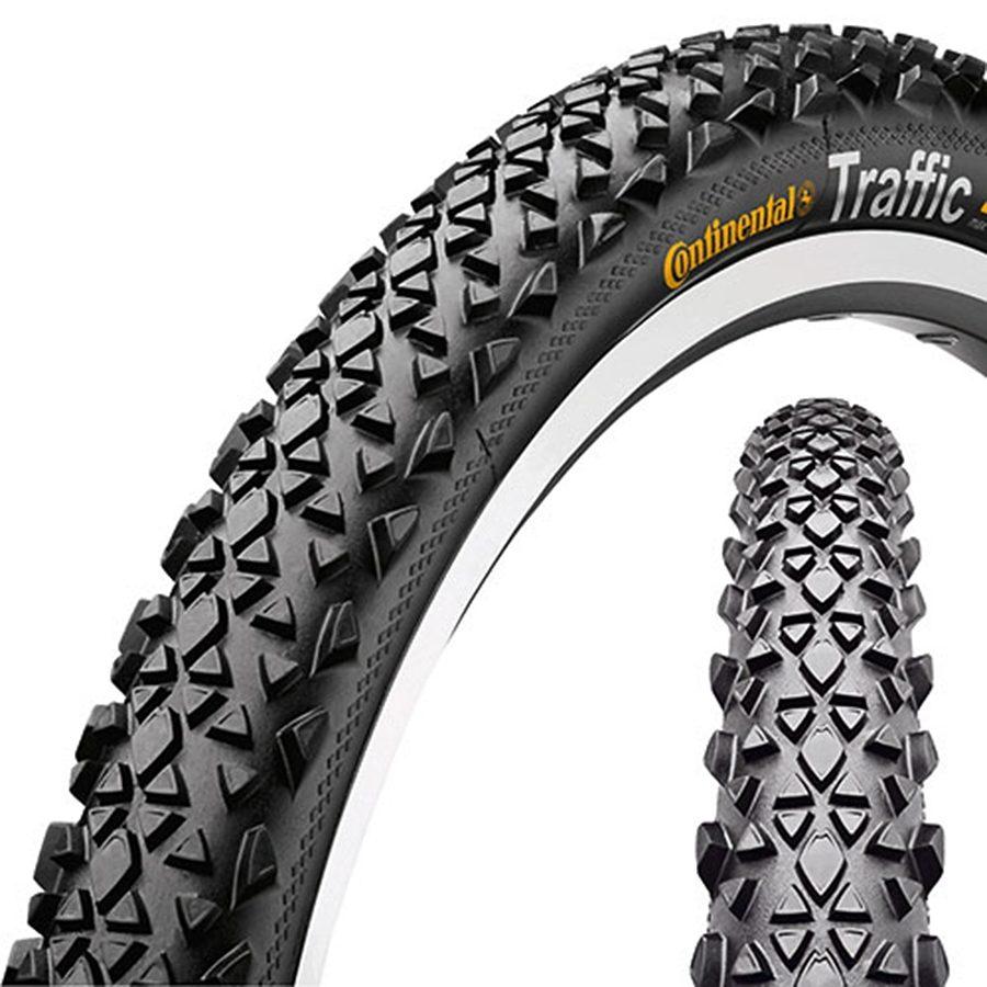 Continental Fahrradreifen »Traffic 26 x 1.9 Reflex Draht«