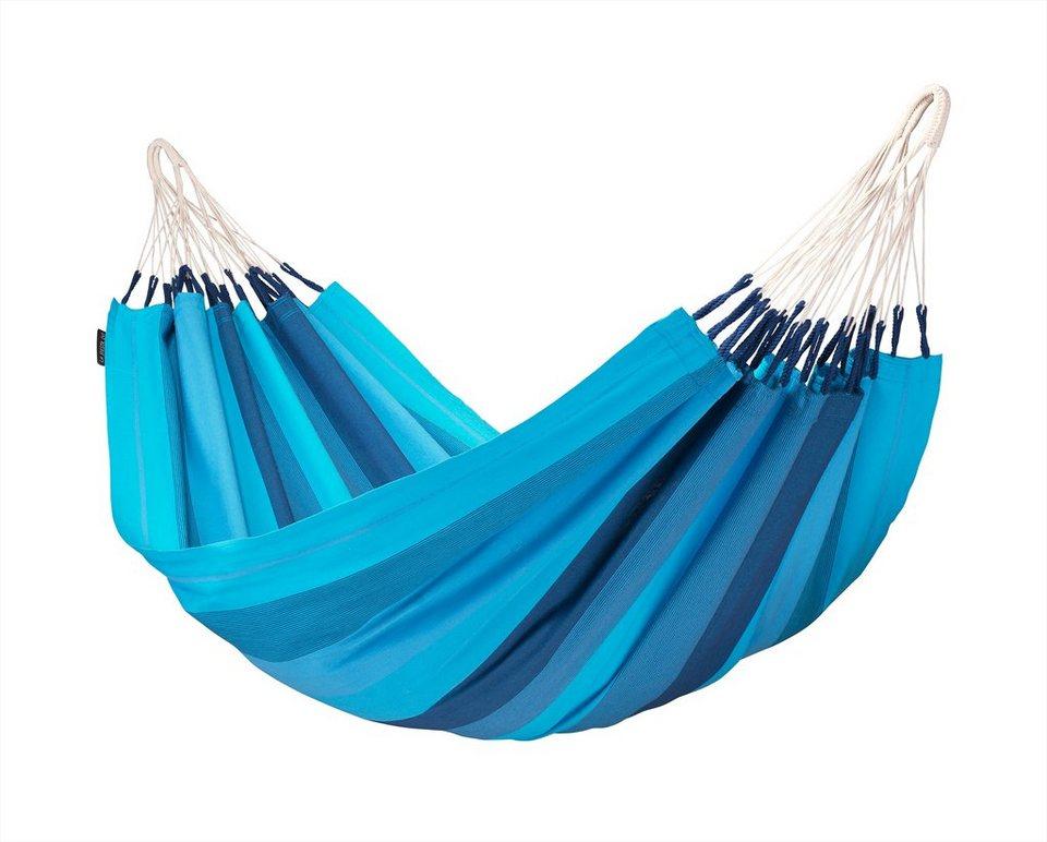 La Siesta Hängematte »Orquidea Single-Hängematte« in blau