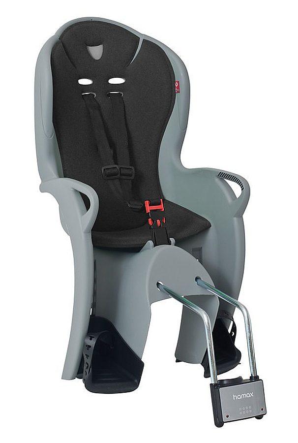 Hamax Kindersitz-System »Kiss Kindersitz grau/schwarz«