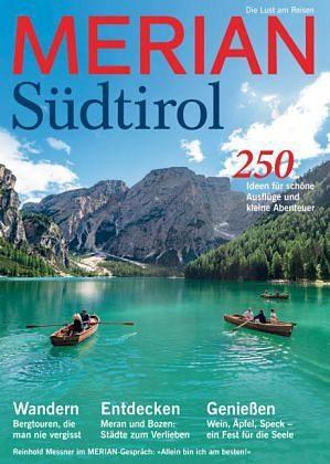 Broschiertes Buch »MERIAN Südtirol«