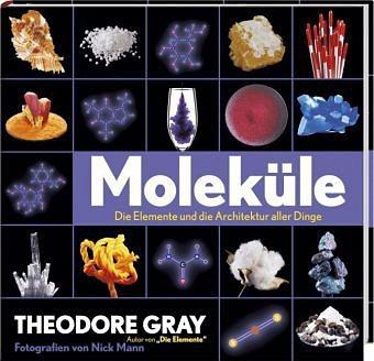 Gebundenes Buch »Moleküle«