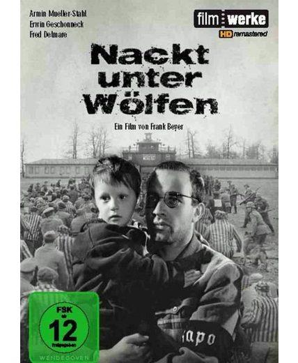 DVD »Nackt unter Wölfen«