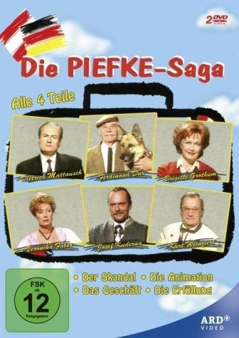DVD »Die Piefke Saga«