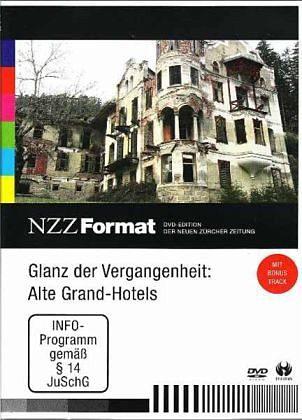 DVD »Glanz Der Vergangenheit: Alte Grand-Hotels -...«