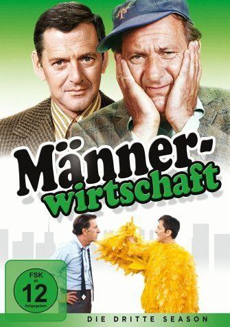 DVD »Männerwirtschaft - Die dritte Season (4 Discs)«