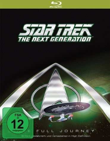 Blu-ray »STAR TREK: The Next Generation - Complete...«