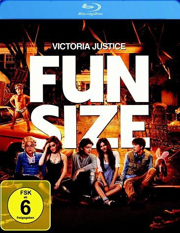 Blu-ray »Fun Size«