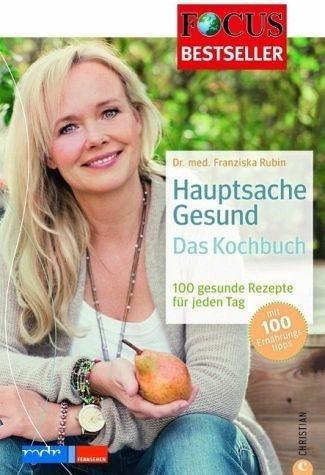 Gebundenes Buch »Hauptsache Gesund - Das Kochbuch«