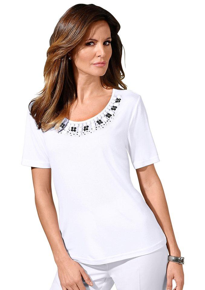 Lady Shirt in weiß