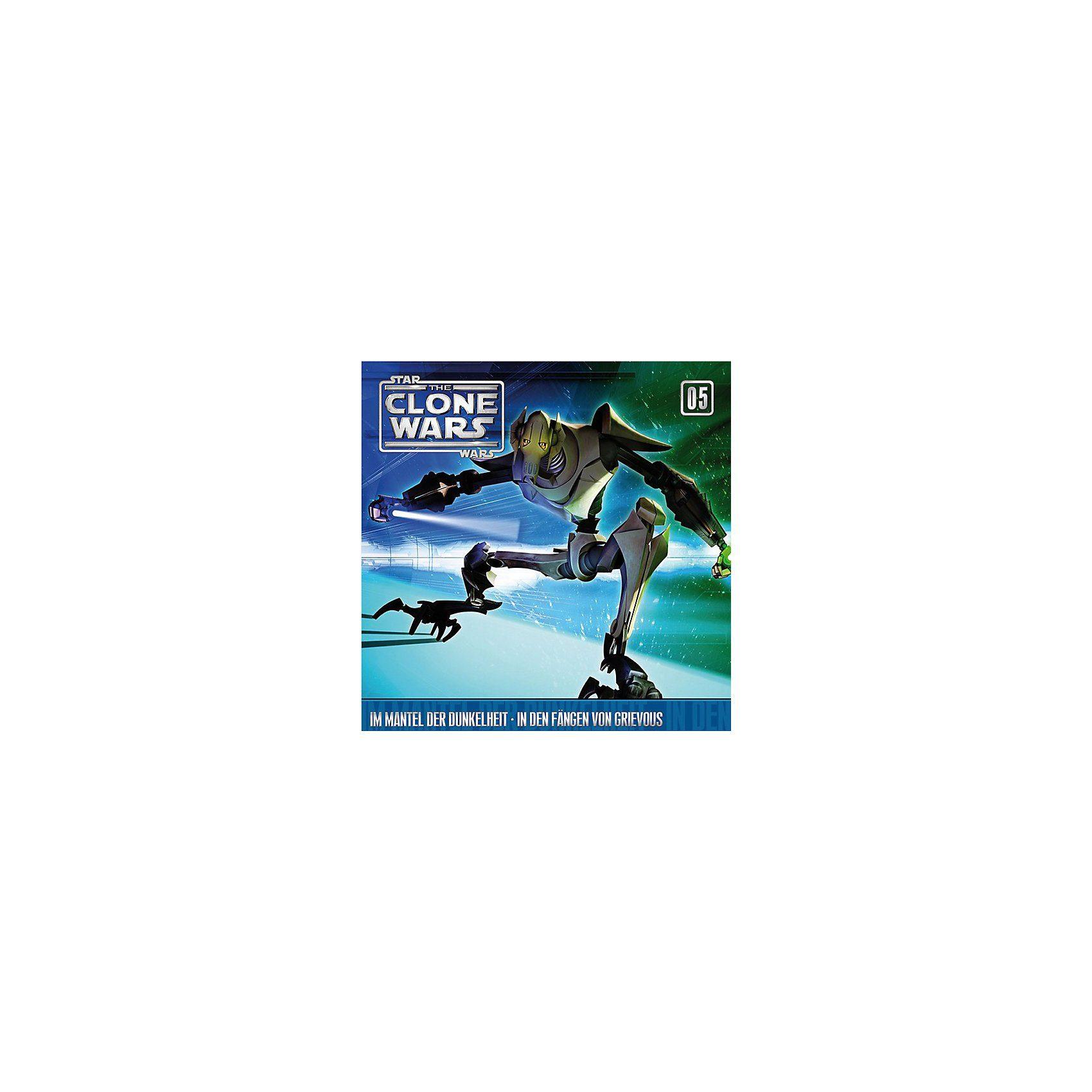 Universal CD Star Wars - The Clone Wars 05 - Im Manter der Dunkelheit