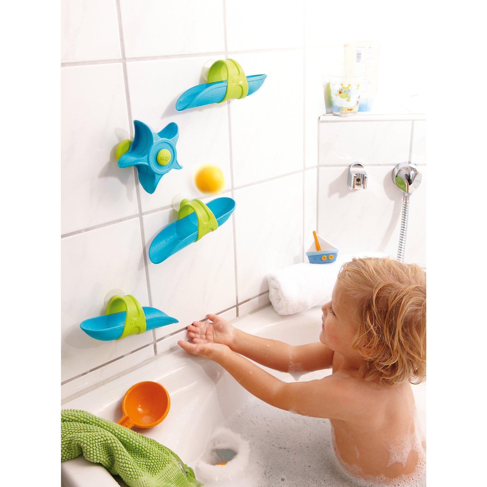 Haba Kugelbahn für die Badewanne