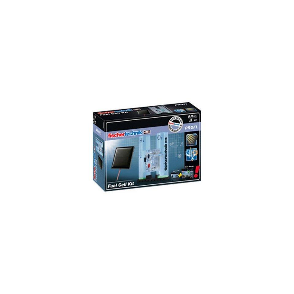 "fischertechnik PROFI ""Fuel Cell Kit"" - Brennstoffzellen-Experimentierset"