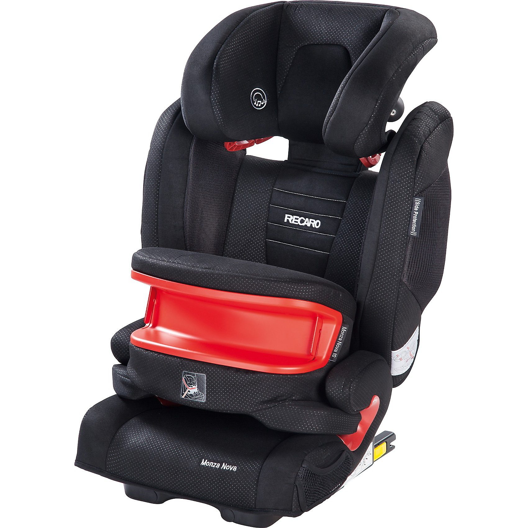 RECARO Auto-Kindersitz Monza Nova IS Seatfix, Black